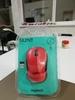Мышь LOGITECH M220 Silent оптическая беспроводная USB, красный [910-004880] вид 6