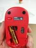 Мышь LOGITECH M220 Silent оптическая беспроводная USB, красный [910-004880] вид 5