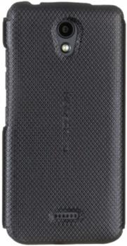 Чехол (клип-кейс) HIGHSCREEN для HighScreen Easy S/Pro, черный [23441]