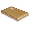 Внешний корпус для  HDD AGESTAR 31UB2A16C, золотистый вид 2