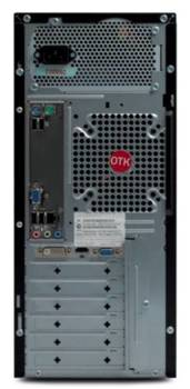 Компьютер IRU Premium 510, Intel Core i56500, DDR48Гб, 1Тб, 120Гб(SSD), NVIDIA GeForce GTX 1070— 8192 Мб, Windows 10Home, черный [410104]