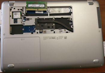 Ноутбук HPProBook 440G4, 14, Intel Core i57200U 2.5ГГц, 4Гб, 500Гб, Intel HDGraphics 620, Free DOS 2.0, Y7Z85EA, серебристый