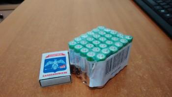 AAA Батарейка GPSuper Alkaline 24A LR03, 30 шт.