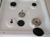 Газовая плита GEFEST ПГ 3200-08 К85,  газовая духовка,  белый вид 10