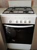 Газовая плита GEFEST ПГ 3200-08 К85,  газовая духовка,  белый вид 8