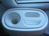 Увлажнитель воздуха POLARIS PUH 5806Di,  белый  / черный вид 5