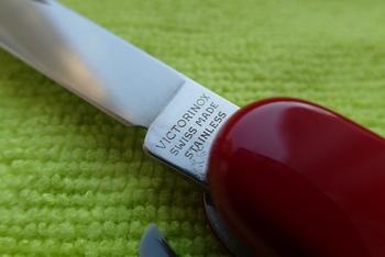 Складной нож VICTORINOX Walker, 84мм, красный [0.2313]