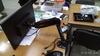 """Кронштейн для мониторов Arm Media LCD-T21 черный 15""""-32"""" макс.6.5кг настольный поворот и наклон верт вид 6"""