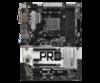 Материнская плата ASROCK AB350 PRO4, SocketAM4, AMD B350, ATX, Ret вид 12