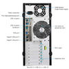 """Платформа Asus TS100-E9-PI4 2.5""""/3.5"""" SATA 1x300W (90SV03RA-M02CE0) вид 2"""