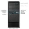 """Платформа Asus TS100-E9-PI4 2.5""""/3.5"""" SATA 1x300W (90SV03RA-M02CE0) вид 1"""