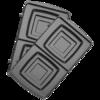Панель REDMOND Серия 6 RAMB-04 Квадрат вид 4
