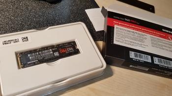 SSD накопитель SAMSUNG 960Pro MZ-V6P512BW 512Гб, M.22280, PCI-E x4, NVMe