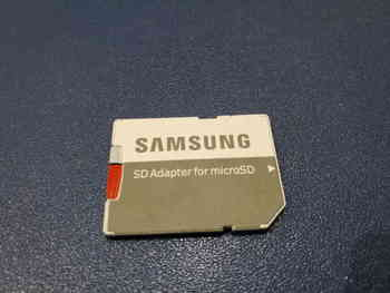 Карта памяти microSDHC UHS-I SAMSUNG EVO PLUS 32 ГБ, 95 МБ/с, Class 10, MB-MC32GA/RU, 1 шт., переходник SD