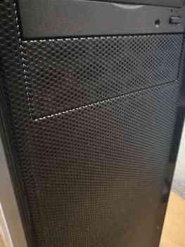 Корпус ATX FRACTAL DESIGN FOCUS GWindow, Midi-Tower, без БП, черный