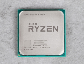 Процессор AMD Ryzen 51400, SocketAM4, BOX [yd1400bbaebox]