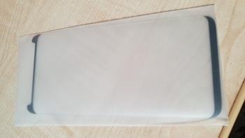 Защитное стекло для экрана REDLINE для Samsung Galaxy S8, 3D, 1 шт, черный [ут000010815]