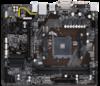 Материнская плата Gigabyte GA-A320M-DS2 Soc-AM4 AMD A320 2xDDR4 mATX AC`97 8ch(7.1) GbLAN RAID+(Б/У) вид 9