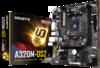 Материнская плата Gigabyte GA-A320M-DS2 Soc-AM4 AMD A320 2xDDR4 mATX AC`97 8ch(7.1) GbLAN RAID+(Б/У) вид 8