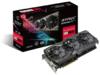 Видеокарта ASUS AMD  Radeon RX 580 ,  ROG-STRIX-RX580-O8G-GAMING,  8Гб, GDDR5, OC,  Ret вид 10