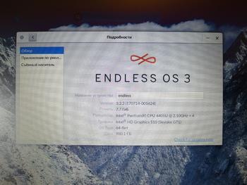 Ноутбук ACER Aspire ES1-572-P1TW, 15.6, Intel Pentium 4405U 2.1ГГц, 8Гб, 1000Гб, Intel HDGraphics 510, DVD-RW, Linux, NX.GD0ER.023, черный