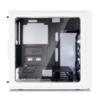 Корпус ATX FRACTAL DESIGN FOCUS G Window, Midi-Tower, без БП,  белый вид 8