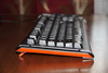 Клавиатура OKLICK 710G BLACK DEATH,  USB, черный серый вид 25
