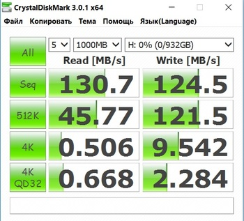 Жесткий диск HGST Travelstar Z5K1HTS541010B7E610, 1Тб, HDD, SATA III, 2.5 [1w10028]