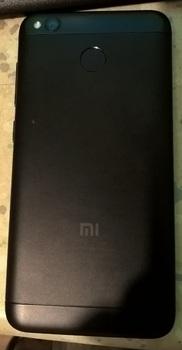 Смартфон XIAOMI Redmi 4X32Gb, черный