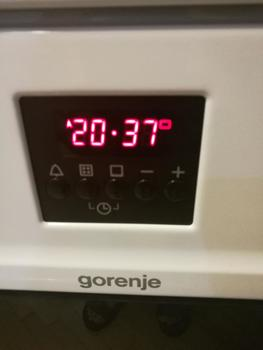 Газовая плита GORENJE GI6322WA, газовая духовка, белый