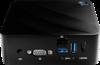Неттоп  MSI Cubi N-060XRU,  Intel  Celeron  N3060,  DDR3 4Гб, 64Гб(SSD),  Intel HD Graphics 400,  noOS,  черный [9s6-b12011-060] вид 4