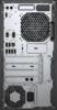 Компьютер  HP 290 G1,  Intel  Core i3  7100,  DDR4 4Гб, 500Гб,  Intel HD Graphics 630,  DVD-RW,  Free DOS,  черный [1qn72ea] вид 4