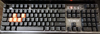 Клавиатура A4 B805,  USB, черный вид 16