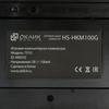 Наушники с микрофоном OKLICK HS-HKM100G IMPERIAL,  мониторы, черный вид 23