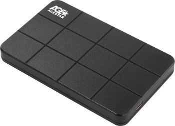 Внешний корпус для HDD AGESTAR 3UB2P1C, черный
