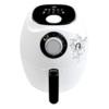 Аэрогриль GFGRIL GFA-2600,  белый и черный [gfa-2600 air fryer compact] вид 8
