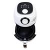 Аэрогриль GFGRIL GFA-2600,  белый и черный [gfa-2600 air fryer compact] вид 3