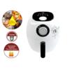 Аэрогриль GFGRIL GFA-2600,  белый и черный [gfa-2600 air fryer compact] вид 2