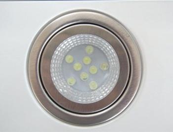 Вытяжка встраиваемая Shindo Maya 501M W/WG белый управление: кнопочное (1 мотор)