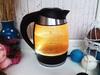 Чайник электрический STARWIND SKG2212, 2200Вт, оранжевый и черный вид 9