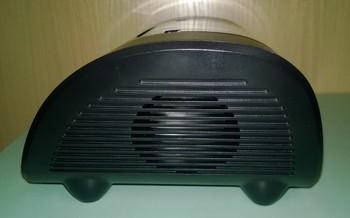 Аудиомагнитола SUPRA BB-103UB, черный