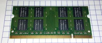 Модуль памяти KINGSTON VALUERAM KVR800D2S6/2G DDR2 — 2Гб 800, SO-DIMM, Ret