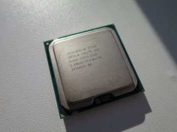 Процессор INTEL Core 2Duo E7400, LGA 775OEM [at80571ph0723m]