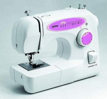 Швейная машина BROTHER Comfort 15 белый [2000050440014]