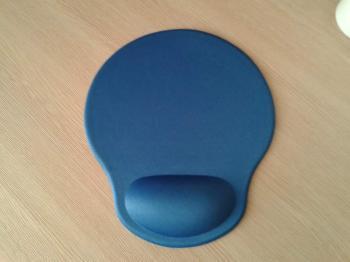 Коврик для мыши GEL-07 синий