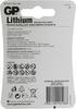 CR123A Батарейка GP Lithium 1 шт. вид 2