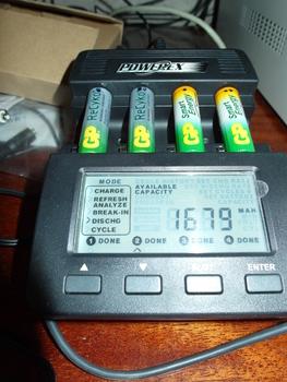AA Аккумулятор GPRecyko 210AAHCB, 2 шт. 2000мAч