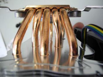 Устройство охлаждения(кулер) ZALMAN CNPS10X Performa, 120мм, Ret