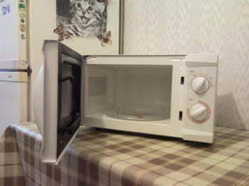 Микроволновая печь MYSTERY MMW-1703, белый