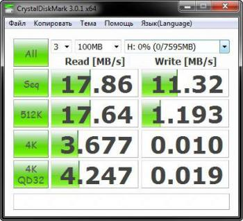 Карта памяти microSDHC KINGSTON 8 ГБ, Class 4, SDC4/8GBSP, 1 шт.